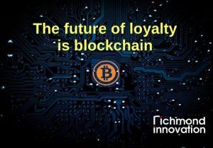 Richmond Innovation - Blockchain loyalty