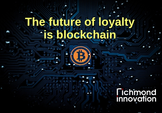 Richmond Innovation - Blockchain loyalty